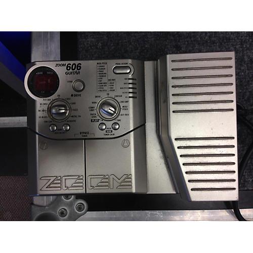 Zoom 606 Effect Processor