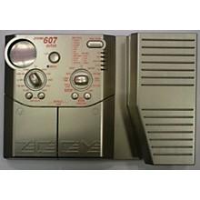 Zoom 607 BASS Effect Processor
