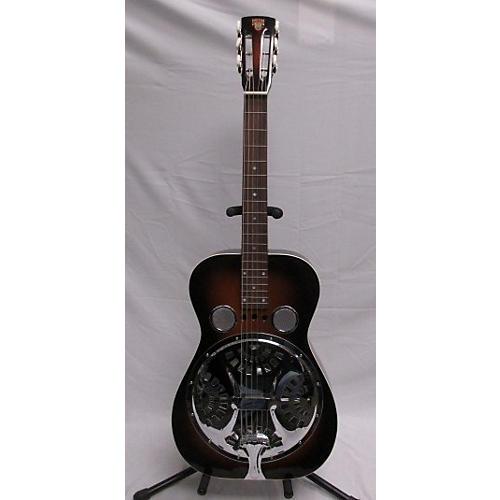 used dobro 60d s square neck resonator guitar guitar center. Black Bedroom Furniture Sets. Home Design Ideas
