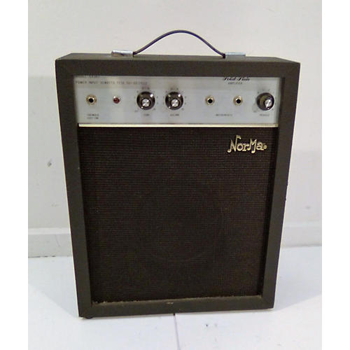 Norma 60s Solid State Guitar Combo Amp