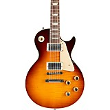 Gibson Custom 60th Anniversary 1960 Les Paul Standard V3 VOS Electric Guitar Washed Bourbon Burst
