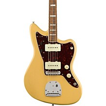 60th Anniversary Classic Jazzmaster Electric Guitar Vintage Blonde