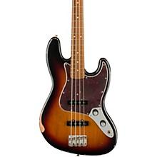 60th Anniversary Road Worn '60s Jazz Bass Pau Ferro Fingerboard 3-Color Sunburst