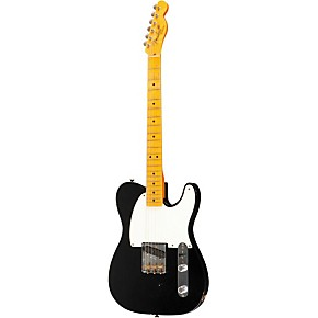 fender custom shop 60th anniversary series esquire 1 pickup electric guitar black guitar center. Black Bedroom Furniture Sets. Home Design Ideas