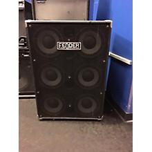 Fender 610 Pro Bass Cabinet