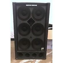 Genz Benz 610T-XB2 Bass Cabinet