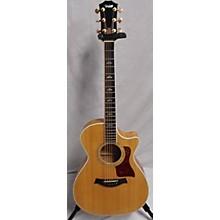 Taylor 612-cE Acoustic Guitar