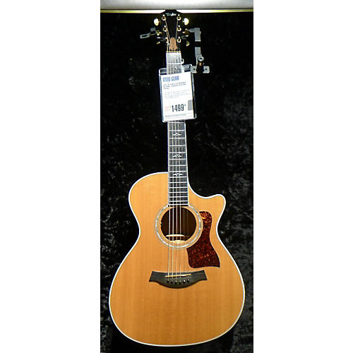 used taylor 612c w pickup acoustic electric guitar guitar center. Black Bedroom Furniture Sets. Home Design Ideas