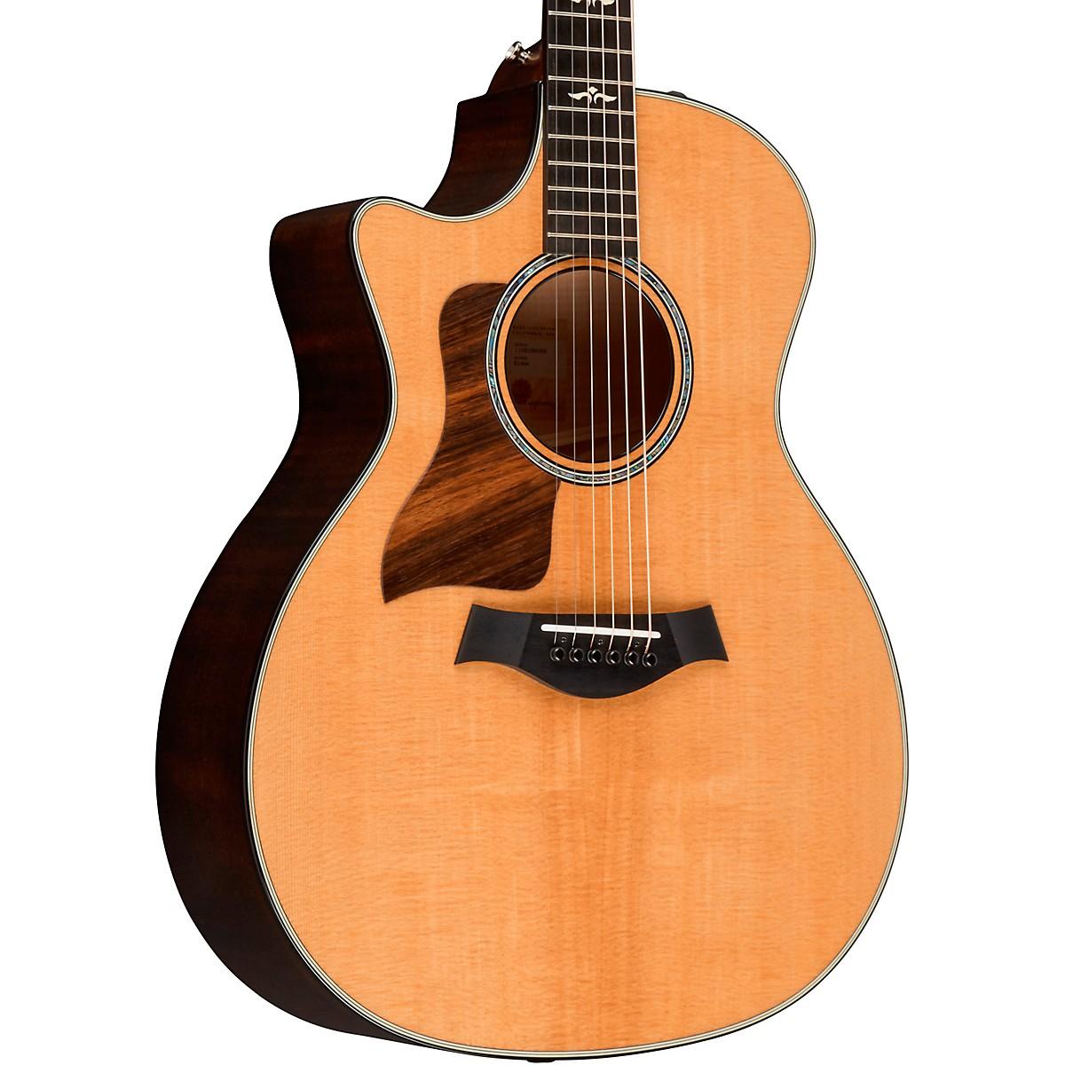 Taylor 614ce-LH V-Class Left-Handed Grand Auditorium Acoustic-Electric Guitar