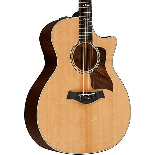 Taylor 614ce V-Class Grand Auditorium Acoustic-Electric Guitar