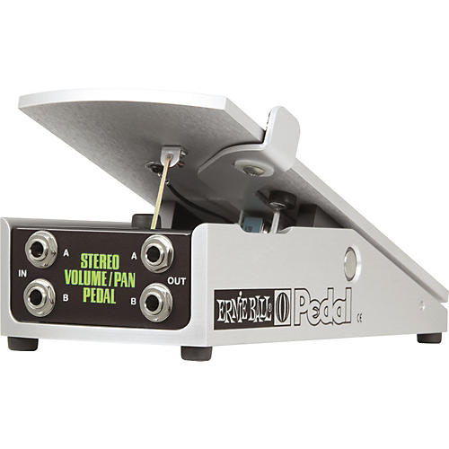 Ernie Ball 6165 Stereo Volume/Pan Pedal