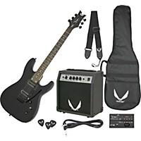 Dean Vendetta Guitar & Amp Pack Metallic Red