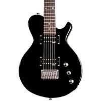 Dean Playmate Evo J 3/4 Size Electric Guitar Classic Black