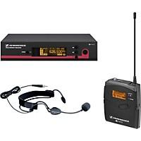 Sennheiser Ew 152 G3 Wireless Headset Microphone System Band A