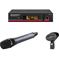 Sennheiser Ew 135 G3 Cardioid Microphone Wireless System Band G