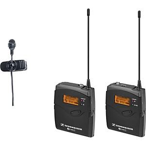 Sennheiser Ew 122-P G3 Cardioid Lavalier Wireless System Band A