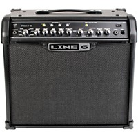 Line 6 Spider Iv 30 30W 1X12 Guitar Combo Amp Black