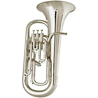 Besson Be1065 Performance Series 4-Valve Euphonium Silver 4 Valve