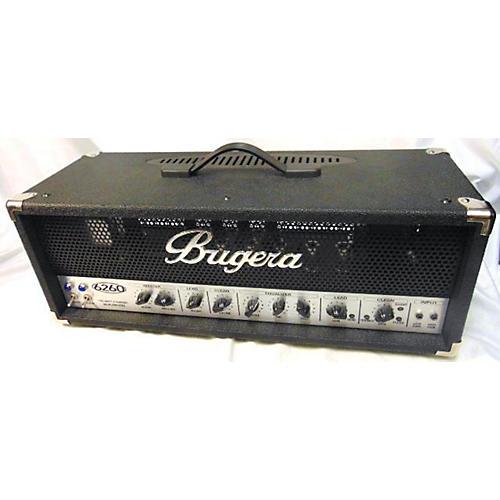 used bugera 6260 infinium 120w 2 channel tube guitar amp head guitar center. Black Bedroom Furniture Sets. Home Design Ideas
