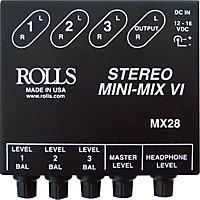 Rolls Mx28 Mini-Mix Vi