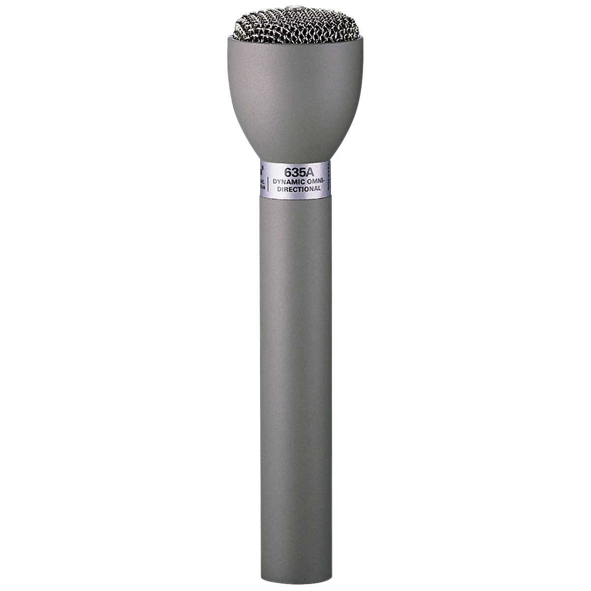 Electro-Voice 635A Handheld Live Interview Microphone