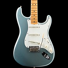 '65 Journeyman Stratocaster Closet Classic Maple Fingerboard Electric Guitar Faded Aged Blue Ice Metallic