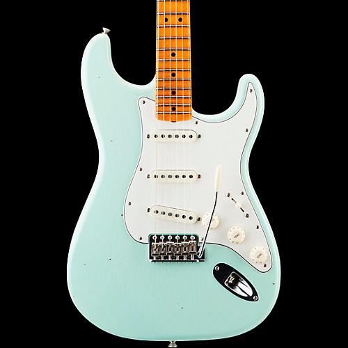 Fender Custom Shop '65 Journeyman Stratocaster Closet Classic Maple Fingerboard Electric Guitar