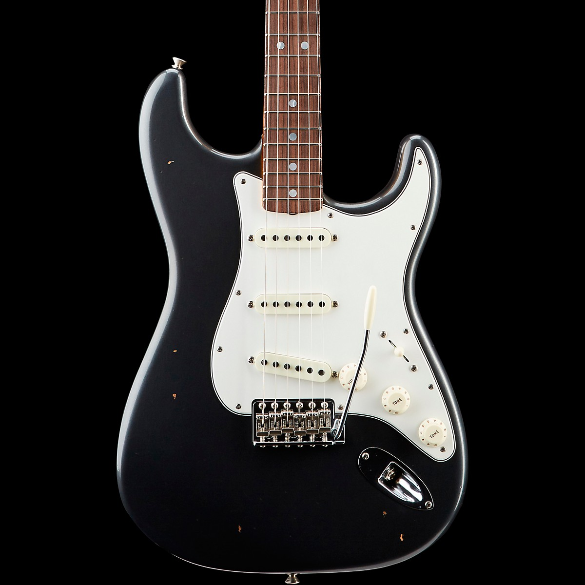 Fender Custom Shop '65 Journeyman Stratocaster Closet Classic Rosewood Fingerboard Electric Guitar
