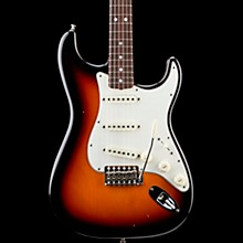 '65 Journeyman Stratocaster Closet Classic Rosewood Fingerboard Electric Guitar Faded 3-Color Sunburst