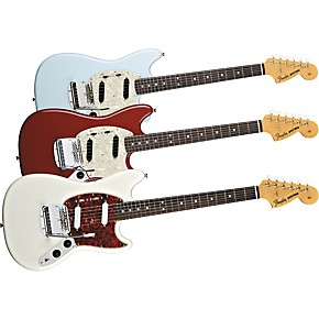 fender 39 65 mustang reissue electric guitar guitar center. Black Bedroom Furniture Sets. Home Design Ideas