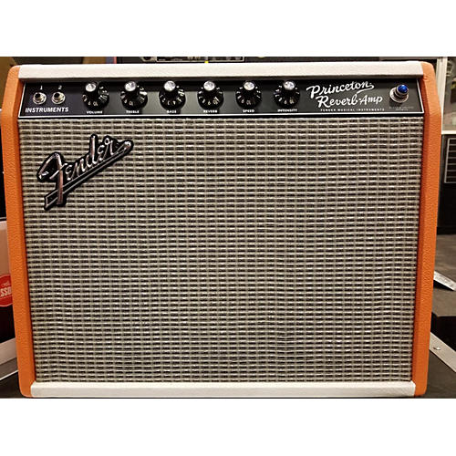 Fender 65 Princeton Reverb 1x10 15W Limited Edition Tube Guitar Combo Amp