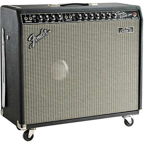 fender 39 65 twin custom 15 combo amp guitar center. Black Bedroom Furniture Sets. Home Design Ideas