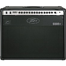 "Peavey 6505+ 112 60W 1x12"" Tube Combo Guitar Amp Level 1 Black"