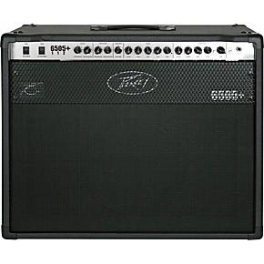peavey 6505 112 60w 1x12 tube combo guitar amp black guitar center. Black Bedroom Furniture Sets. Home Design Ideas