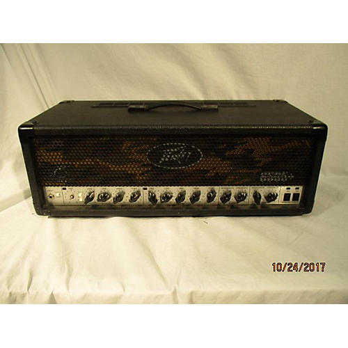 Peavey 6505+ 120W Tube Guitar Amp Head