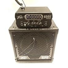 Peavey 6505 PIRANHA MINI HALF STACK Guitar Stack