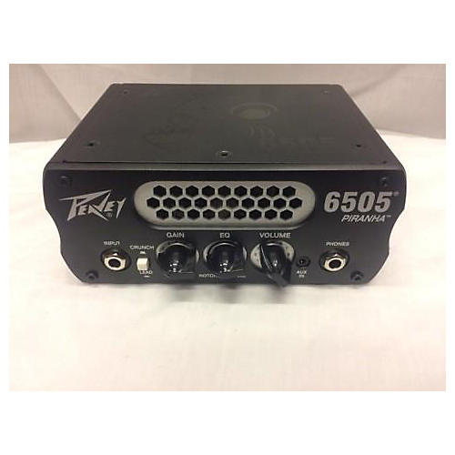 Peavey 6505 PIRANHA Tube Guitar Amp Head