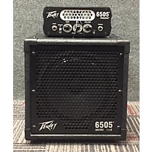 Peavey 6505 Piranha Guitar Stack