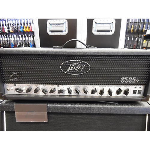 Peavey 6505 Plus 120W Head Tube Guitar Amp Head