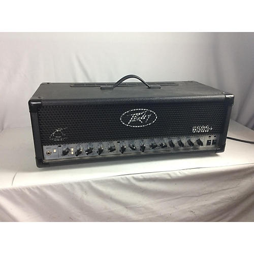 used peavey 6505 plus 120w tube guitar amp head guitar center. Black Bedroom Furniture Sets. Home Design Ideas