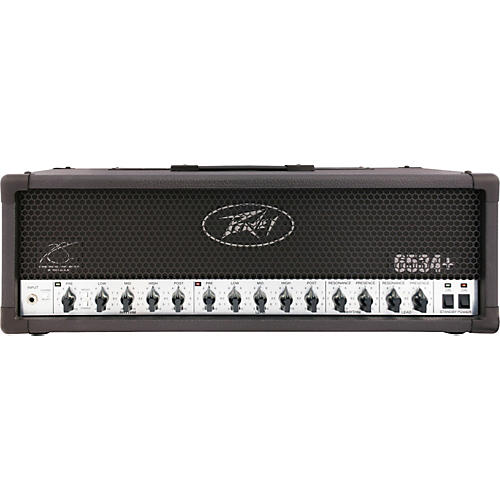 Peavey 6534 Plus 120W Tube Guitar Amp Head