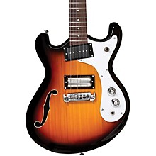 '66 Classic Semi-Hollow Electric Guitar 3-Tone Sunburst