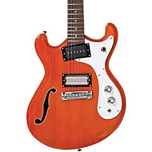 '66 Classic Semi-Hollow Electric Guitar Transparent Orange