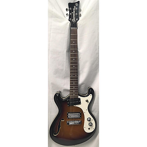 Danelectro '66 Classic Solid Body Electric Guitar
