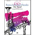 Alfred 66 Festive and Famous Chorales for Band Percussion Snare Drum Bass Drum thumbnail