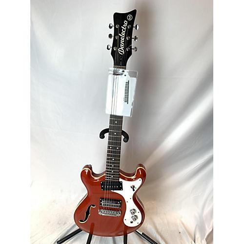 Danelectro 66 Hollow Body Electric Guitar