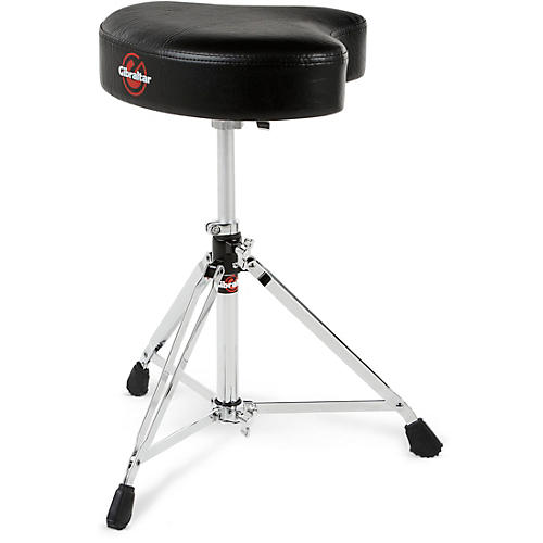 Gibraltar 6600 Series Motorcycle-Style Drum Throne