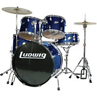 Ludwig Accent Combo 5-Piece Drum Set  ...