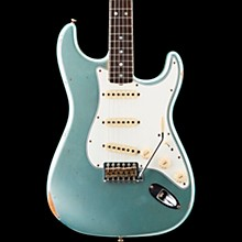 '67 Relic Stratocaster Rosewood Fingerboard Electric Guitar Aged Fire Mist Silver