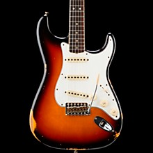 '67 Relic Stratocaster Rosewood Fingerboard Electric Guitar Faded 3-Color Sunburst